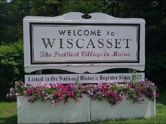 Newkirk Inn: Welcome to Wiscasset!