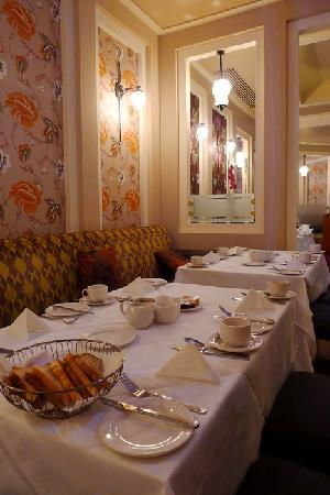 Westwood House Hotel: The dinning room