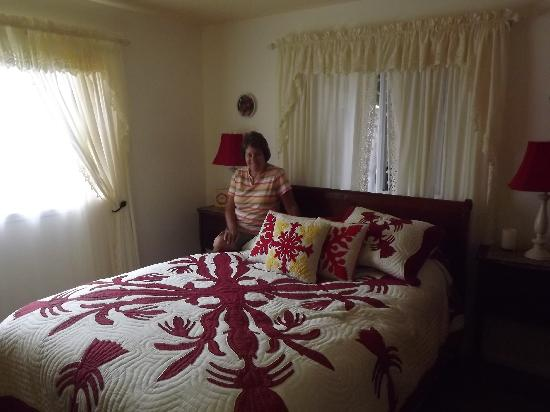 Ohia Plantation House: bedroom 2