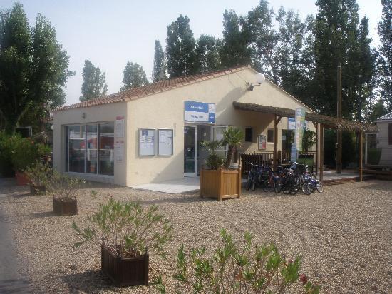 Siblu Villages - Le Montourey : reception