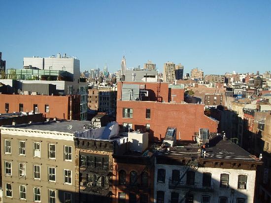 โรงแรมเชอราตันทรีเบกา นิวยอร์ก: Skyline