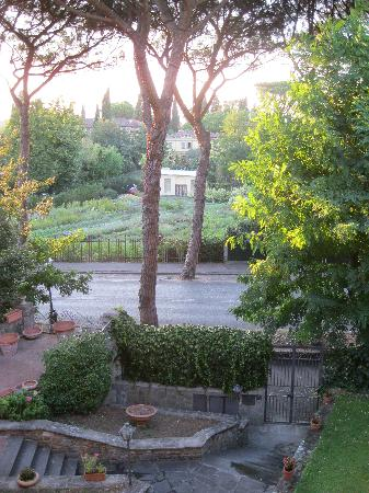 Casa di Mina: View from my windown
