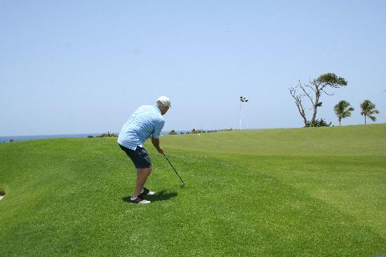 Punta Espada Golf Course : Lovin it!