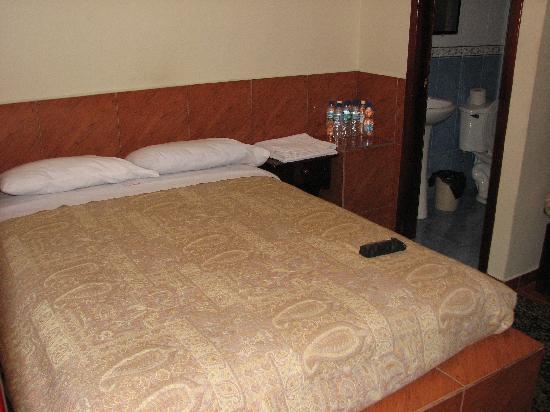 Hotel Margarita Inn Alameda : Our room on our last visit