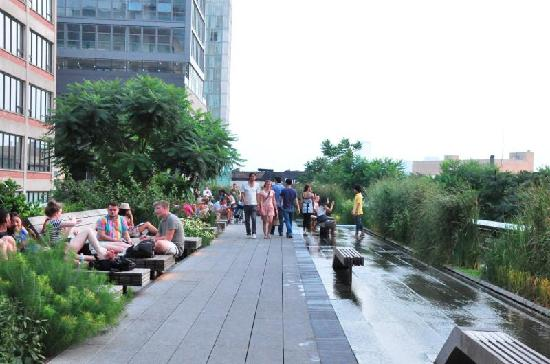 NYStrolls Walking Tours : Stroll on the High Line