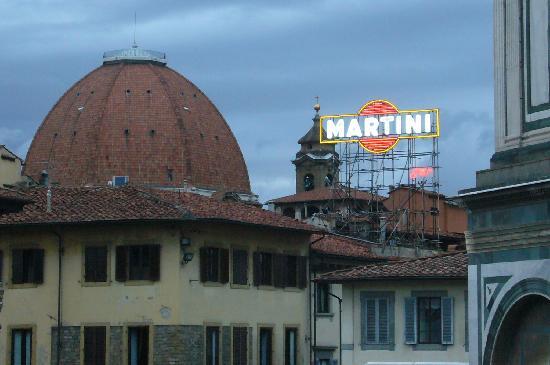 fenster-blick teil kuppel-medici-san lorenzo-battistero - Foto di ...