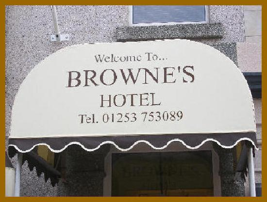 Brownes hotel 이미지