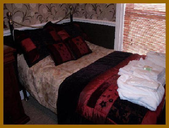 Brownes hotel: Room 7