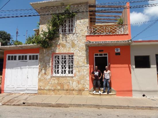 Casa OsmaryAlberto: The casa
