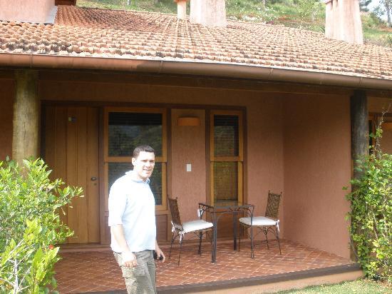Estalagem Quinta do Lago: our room´s terrace