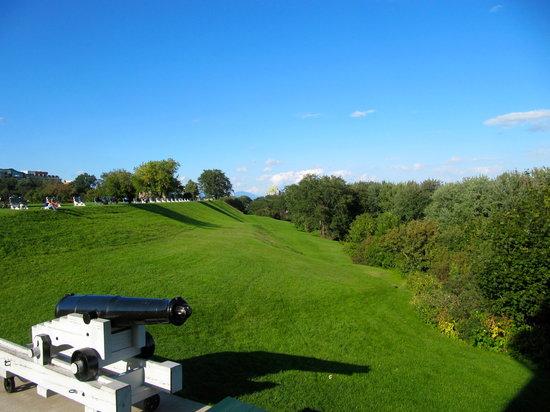 Battlefields Park (Parc des Champs-de-Bataille)