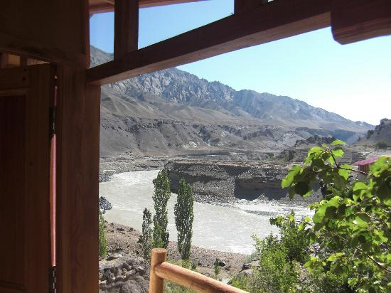 Alchi, India: a room with a view