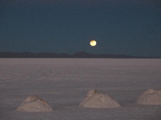 Salar de Uyuni: Dusk