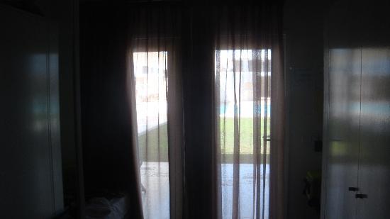 Hotel Dunas de Sal: Door view