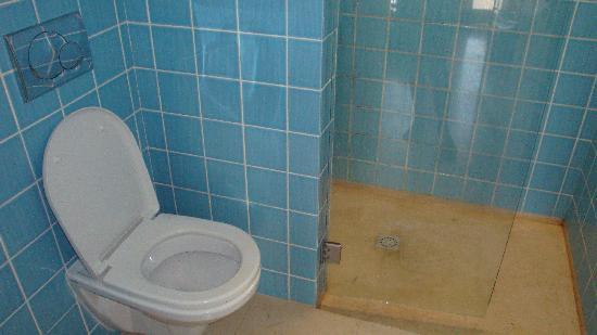 Hotel Dunas de Sal: Toilet
