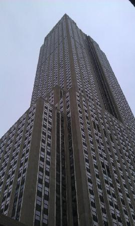 Empire State Building: From street level