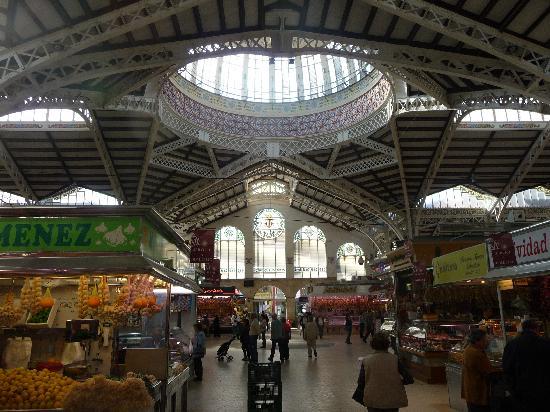 Central Market (Mercado Central) : Vista d'insieme