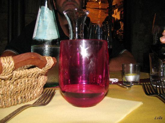 Montecatini Val di Cecina, Italia: Il bicchiere da principessa