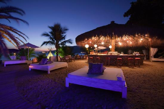 DPNY Beach Hotel & Spa: DPNY BEACH HOTEL ILHABELA BRASIL