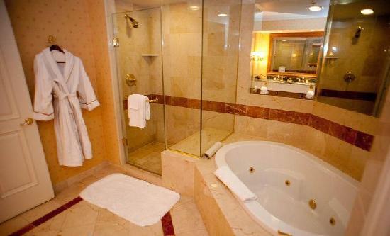 โรงแรมเวเนเชียน รีสอร์ท คาสิโน: The bathroom of the Palazzo Suite