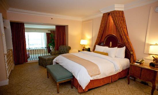 โรงแรมเวเนเชียน รีสอร์ท คาสิโน: The Palazzo Suite