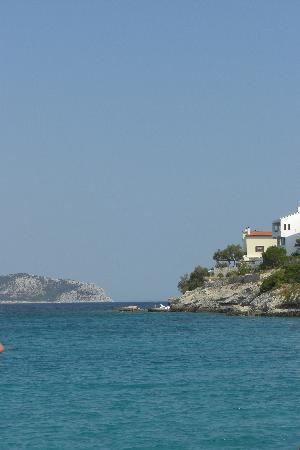 Hotel Aktaion: Agistri island
