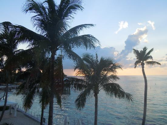 Southernmost Beach Resort: View from our balcony