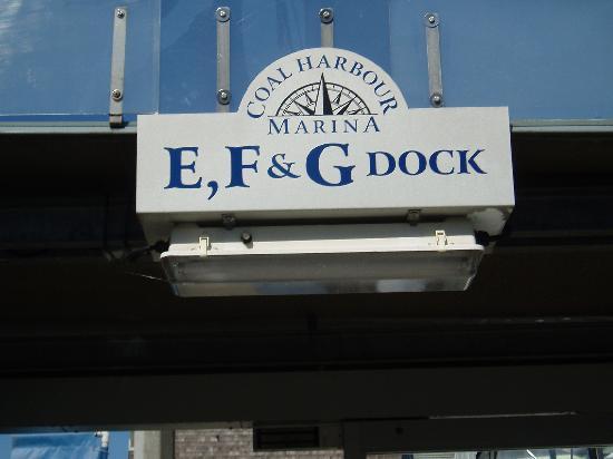 Langley City, Канада: Dock