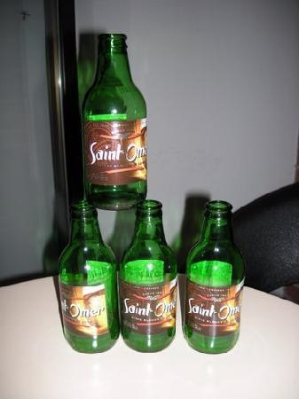 Hotel Chateau Tilques: Saint-Omer beer