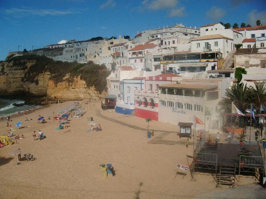 Monte Santo Resort: caroiero beach