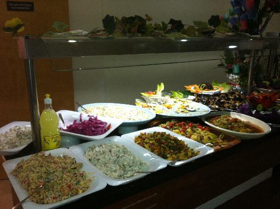 Hotel Akbulut & Spa: Food
