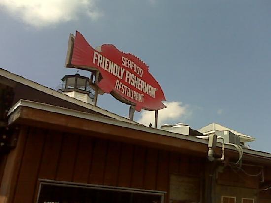 Friendly Fisherman Restaurant John S P Village Madeira Beach Fl