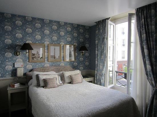 Hotel du Champ de Mars: Room 15