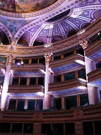 Grand Theatre - Opera National de Bordeaux (France): Hours ...