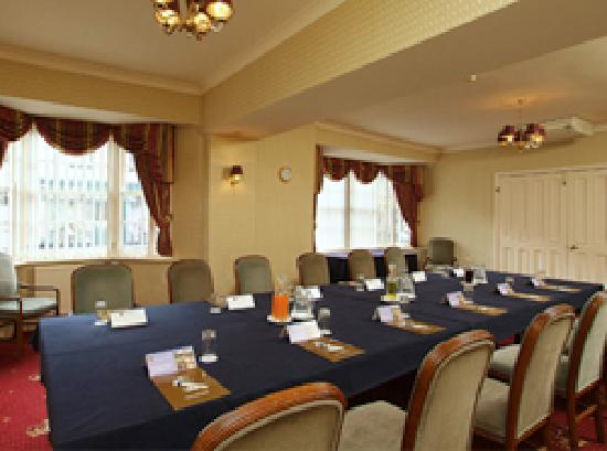 Best Western Crown Hotel: Board Room