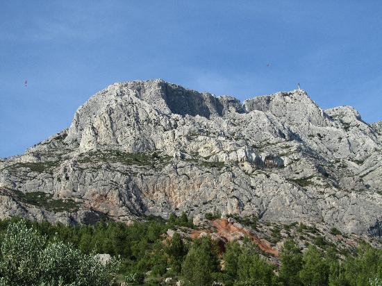 Montagne Sainte Victoire: MOnte Saint Victoire