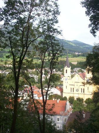 Appartements Peter: Brunico, paese ad un'ora di distanza con il bus, da Colfosco