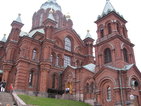 Old City Riga (Vecriga): Church now used as concert hall in Riga