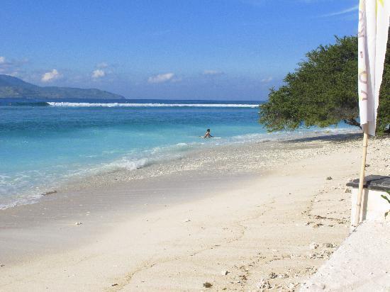 Ko-Ko-Mo Resort: Beautiful beach at Ko-Ko-Mo
