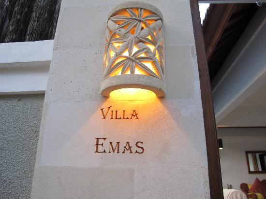 Ko-Ko-Mo Resort: Villa Emas