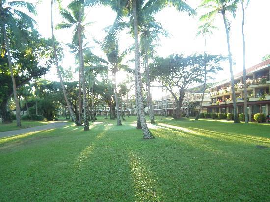 Shangri-La's Fijian Resort & Spa : View from room