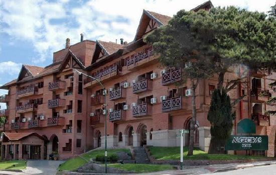 Algeciras Hotel: por fuera