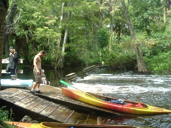 Canoe Outfitters of Florida: Masten Dam