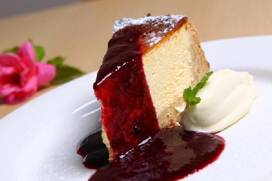 Peninsula Club: Yummy Dessert !!