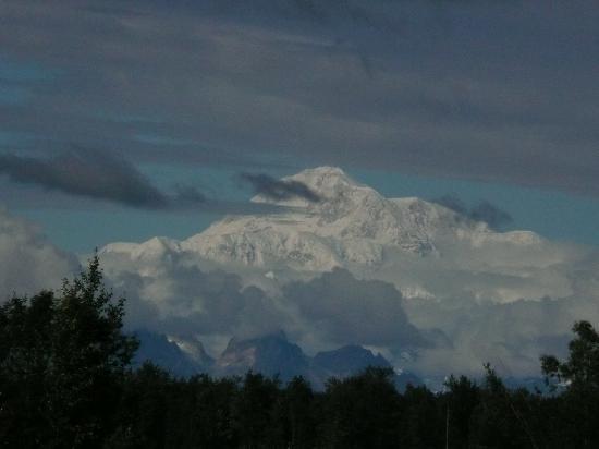Mt. McKinley Princess Wilderness Lodge: mt mckinley