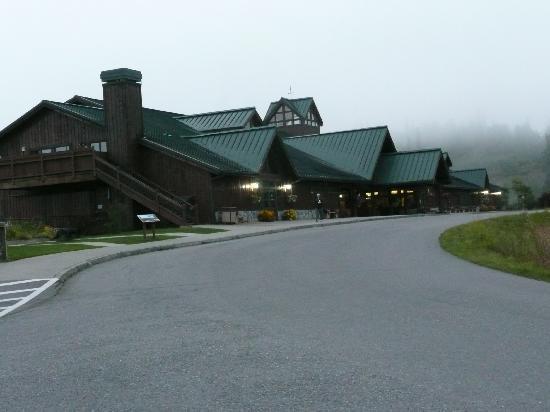 Mt. McKinley Princess Wilderness Lodge: lodge