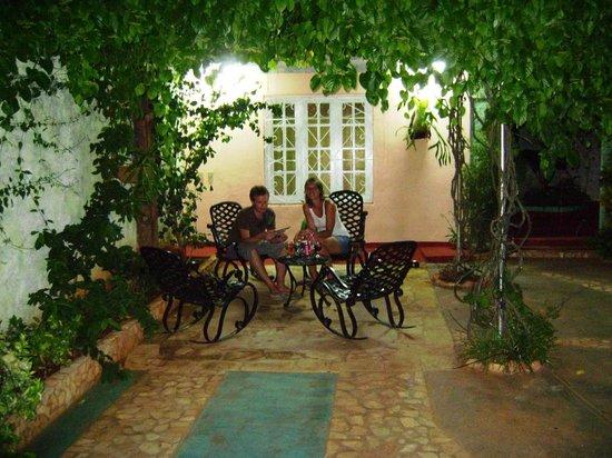 Casa OsmaryAlberto: Terraza Principal