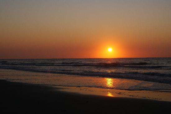 Murrells Inlet, Νότια Καρολίνα: Huntington Beach Sunrise