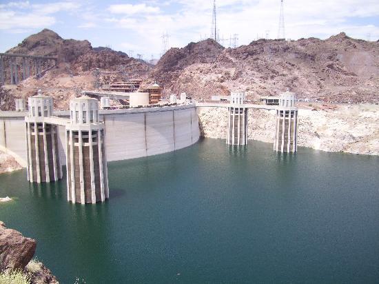 Hoover Dam: Dam