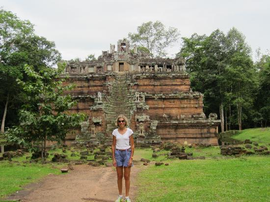 Cambodia Compassion Tours - Private Day Tours: another sight from our bike tour